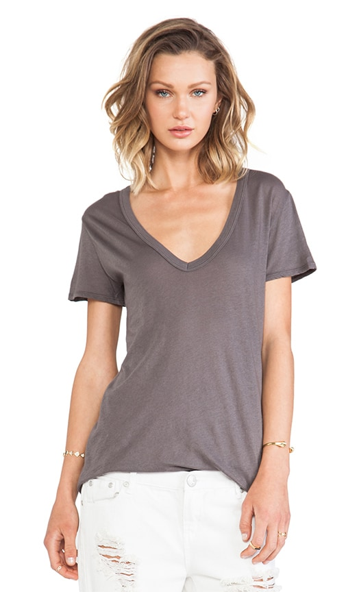 Tissue Jersey Loose Short Sleeve