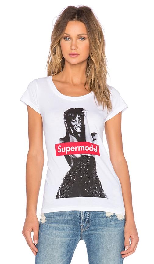 Naomi Campbell Super Model Tee
