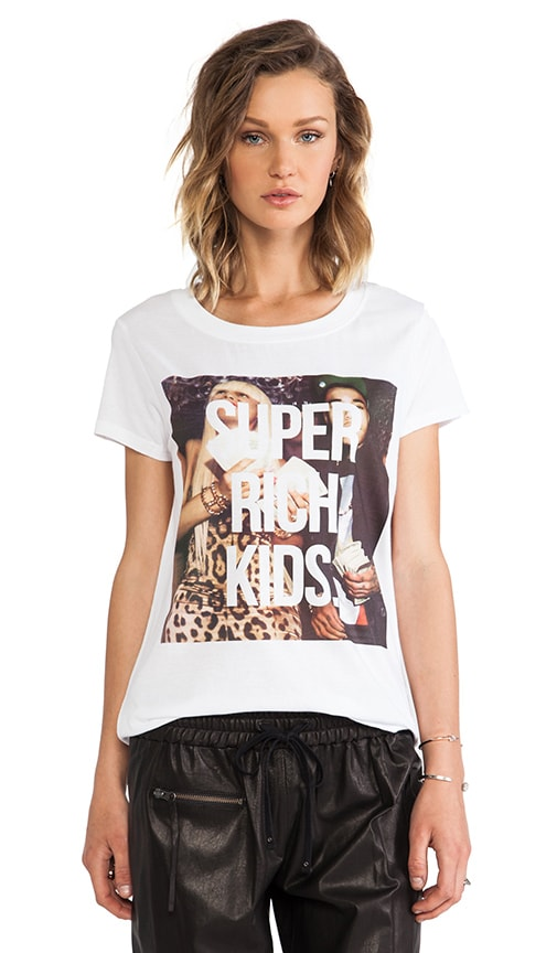 Super Rich Kids Tee