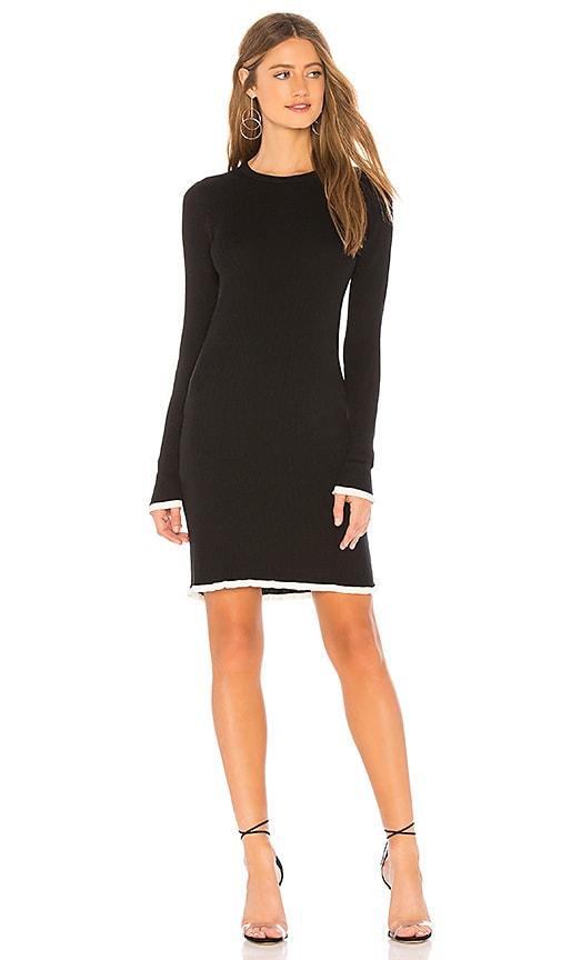 Fifi Rib Sweater Dress