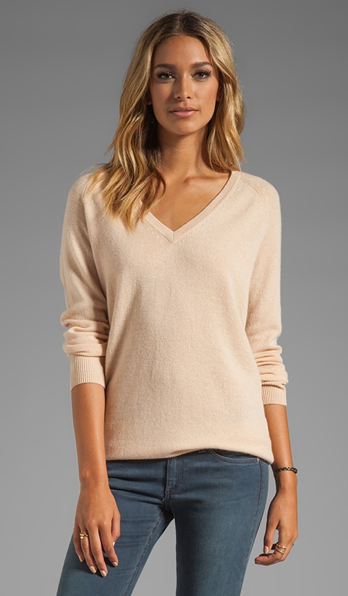 Aspen V Neck Sweater