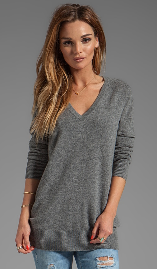 Ashver V Neck Sweater