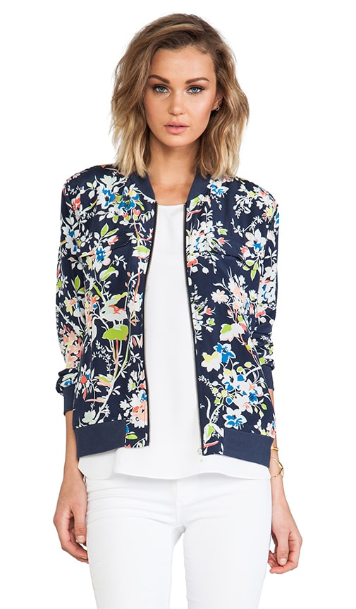 Floral Demonstration Abbot Bomber