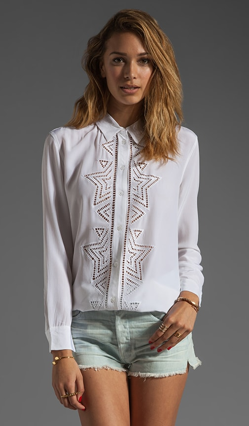 Reese Starstitch Blouse