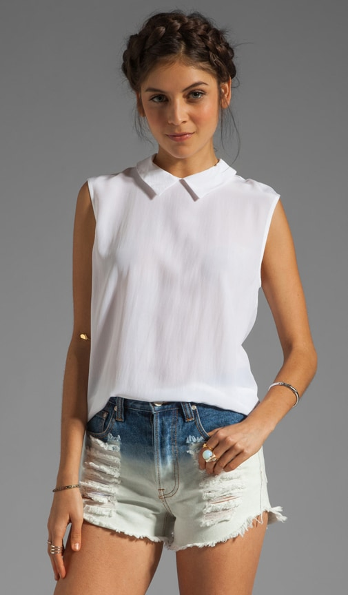 Elliot Sleeveless Blouse