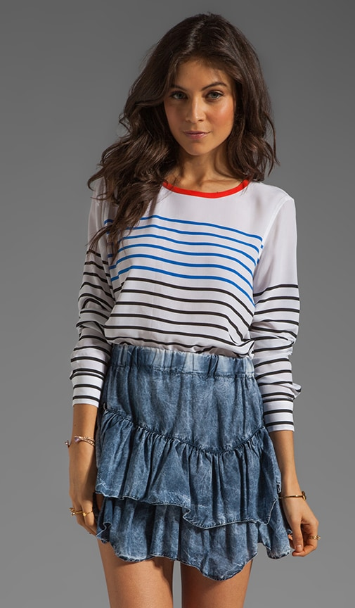 North Sails Stripe Liam Tee