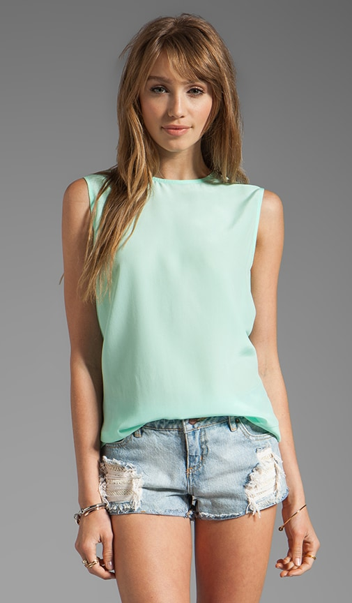 Reagan Sleeveless Blouse