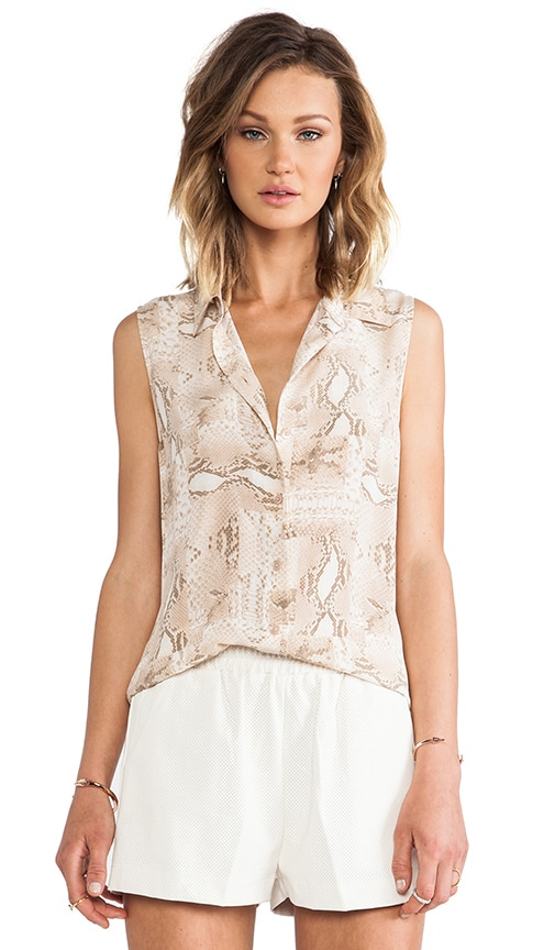 Colleen Sleeveless Blouse