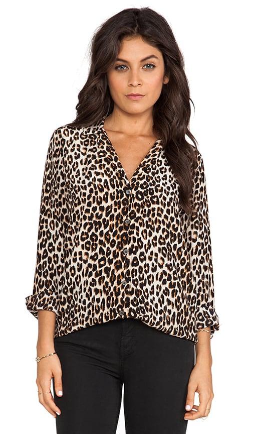 Adalyn Underground Leopard Blouse
