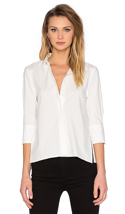 Equipment Esme Blouse in Bright White
