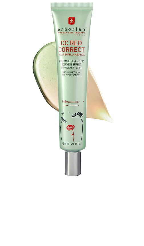 CC Red Correct Cream A La Centella Asiatica Automatic Perfector