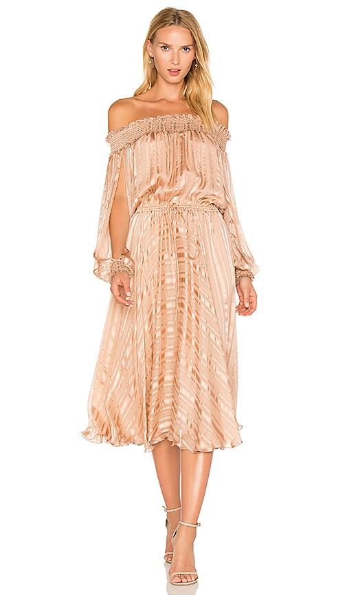 Erin Fetherston La Boheme Dress in Rose