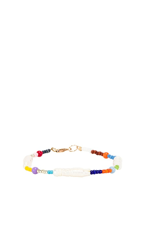 Pearl Marguerite Bracelet