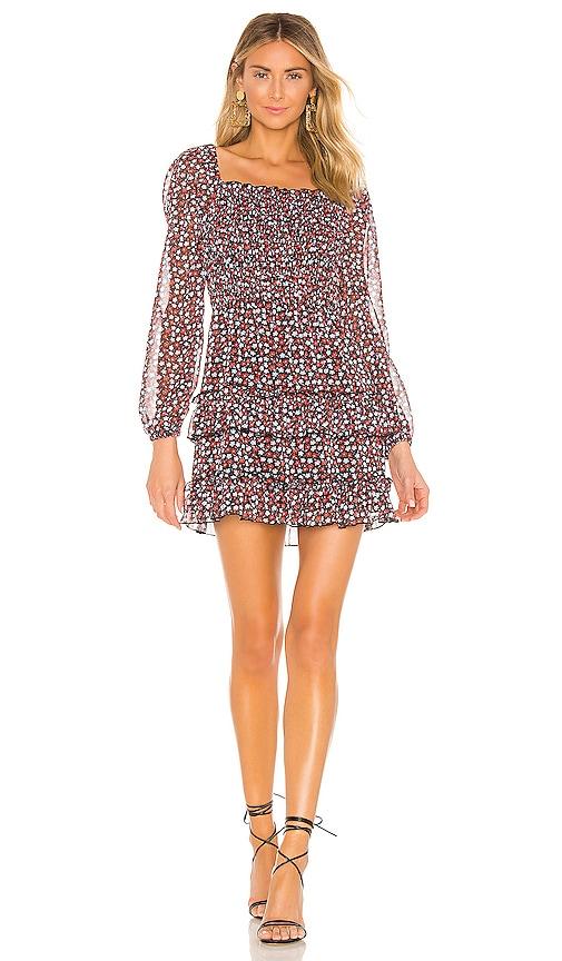 Saskia Mini Dress