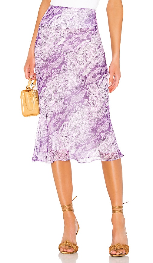 X REVOLVE Midi Skirt