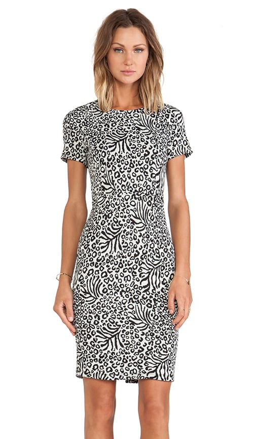 Happy Bday Zig Zag Milano Dress