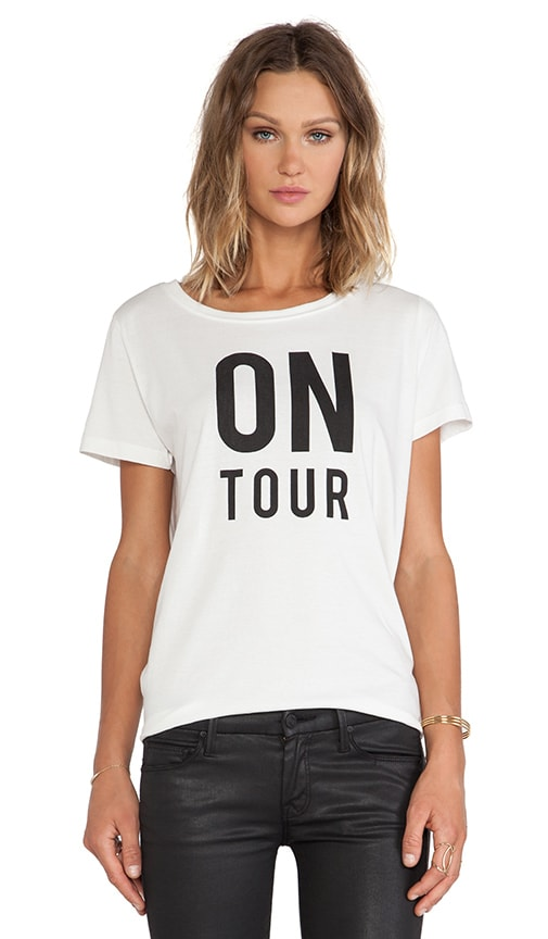 Houpiepre On Tour Groupie T-Shirt