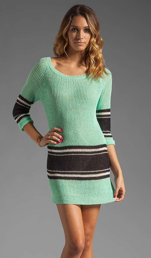 Miami Raglan Mini Dress