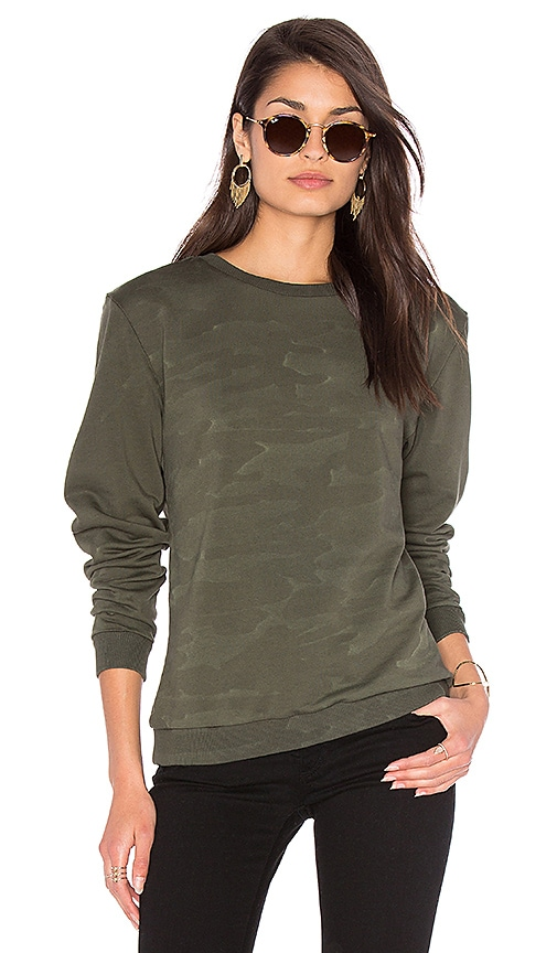 Etienne Marcel Pullover in Army