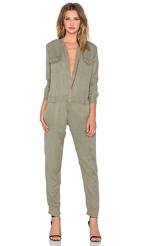 5d755e7f4934 Long Sleeve Jumpsuit. Long Sleeve Jumpsuit. Etienne Marcel