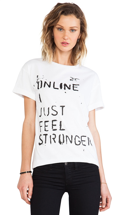 x Richie Culver Online I Just Oversize T-Shirt