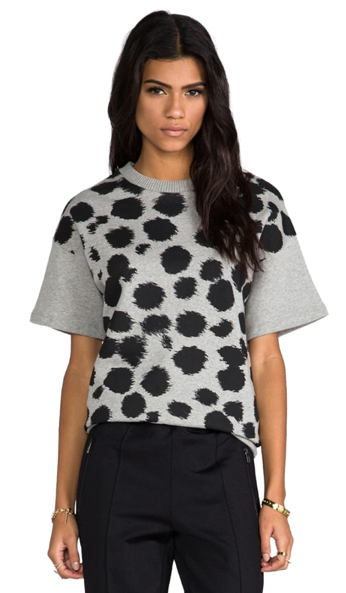 All Over Cheetah Sweatshirt