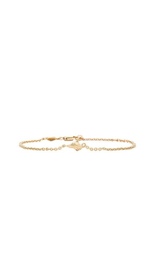 x 4 Foxes Bracelet
