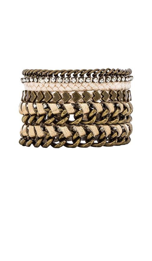 Friendship Bracelet Stack
