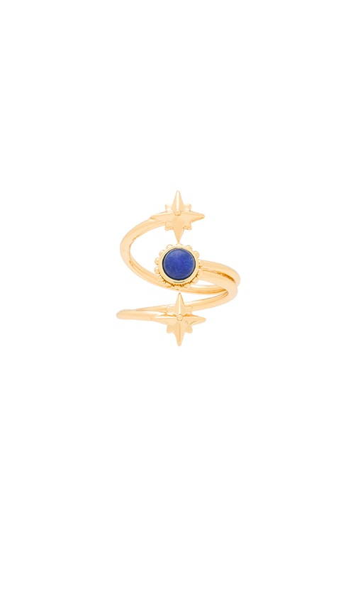Star Wrap Ring