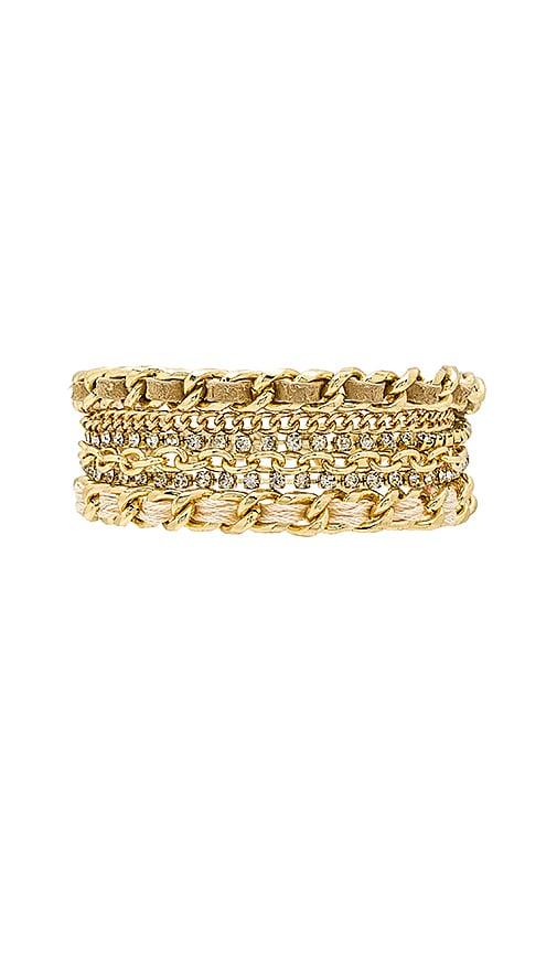 Raised Bar Bracelet