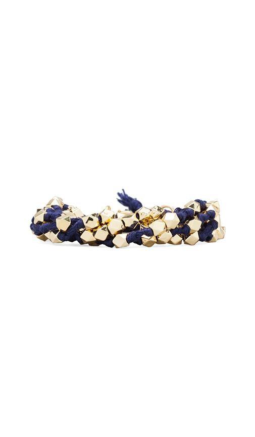 Gold Stud Bracelet