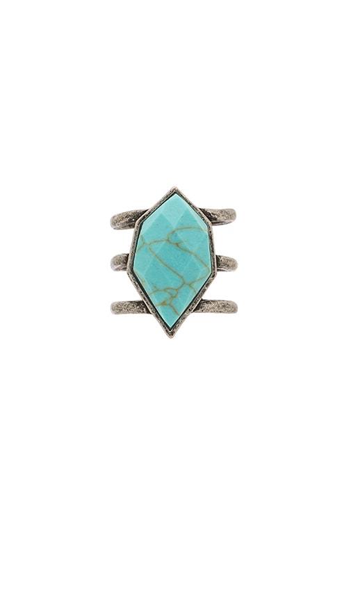 Ettika Ring in Turquoise