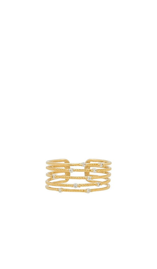 Stacked Adjustable Ring