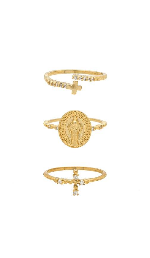 Faithful Ring Set