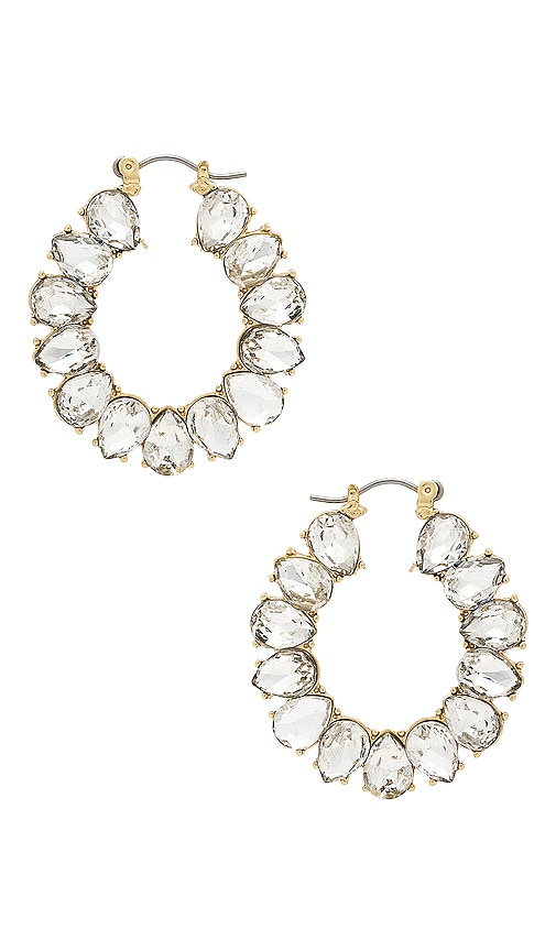 Embellished Hoops