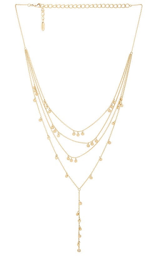 Crystal Droplets Lariat