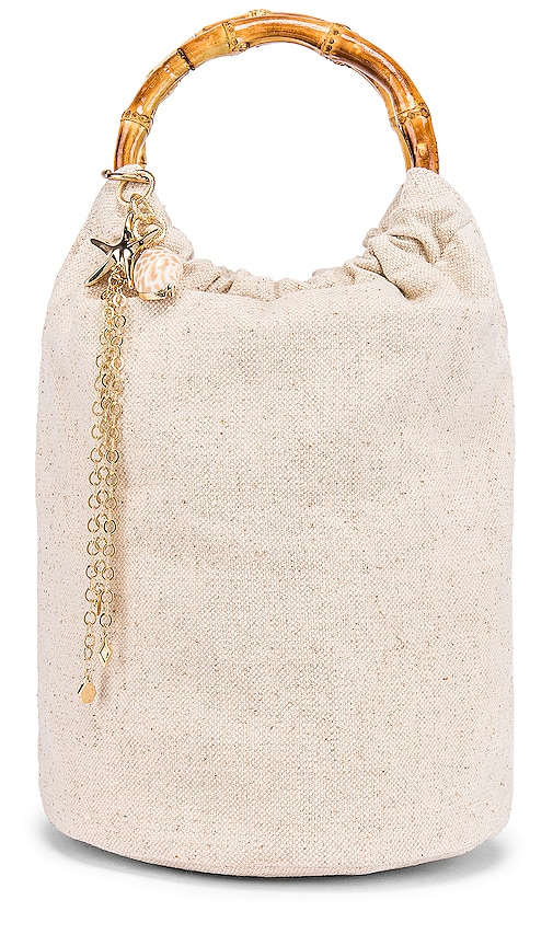 Shell Bucket Bag