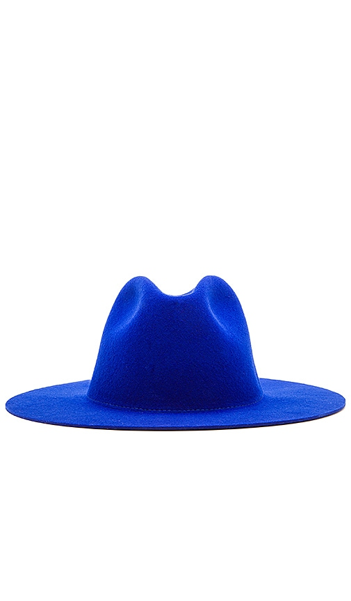Etudes Studio Midnight Hat in Blue