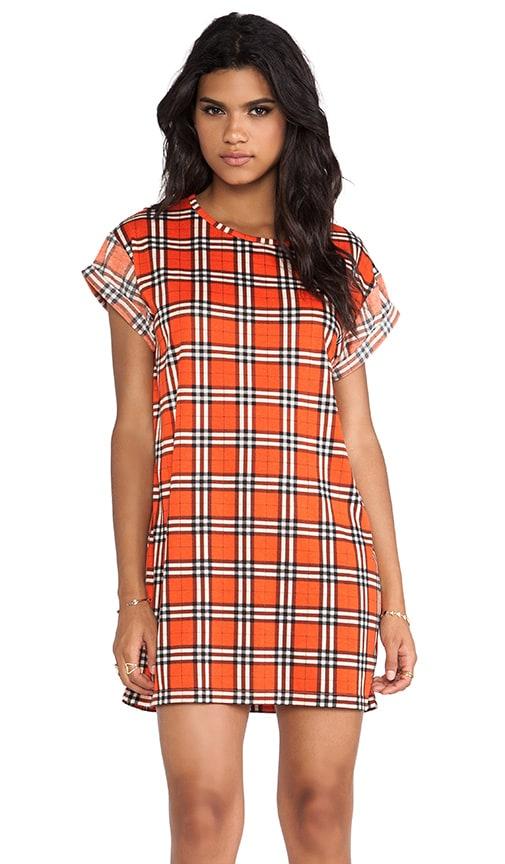 Bad Element Roll Sleeve Tee Dress