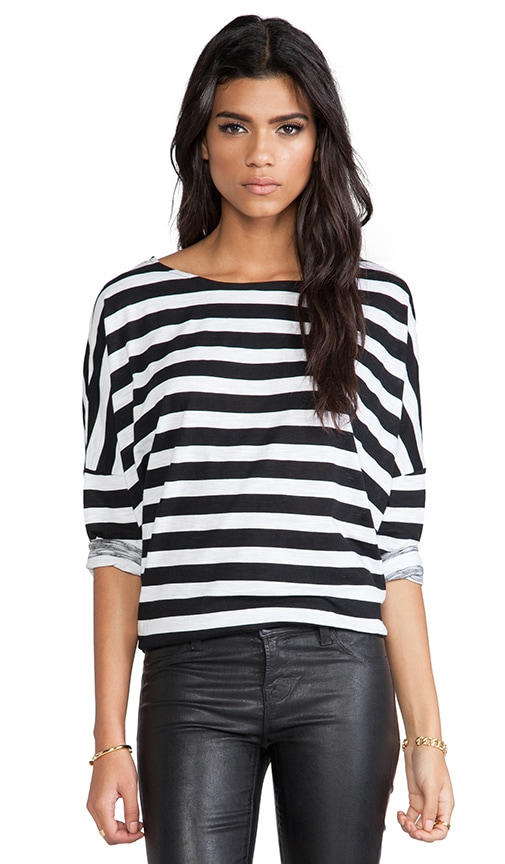 Out of Line Box Tunic Tee
