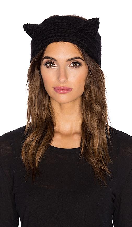 e70b111b3 Eugenia Kim Kat Headband in Black | REVOLVE