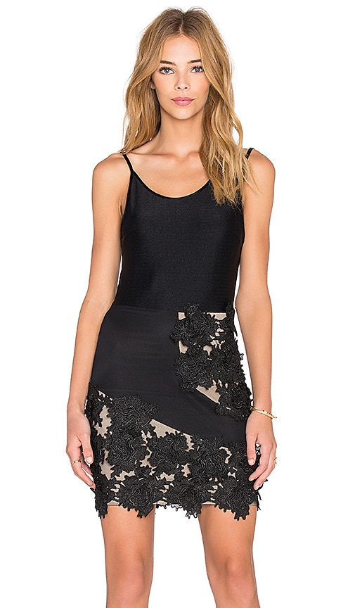 Whitney Eve Tourmaline Dress in Black
