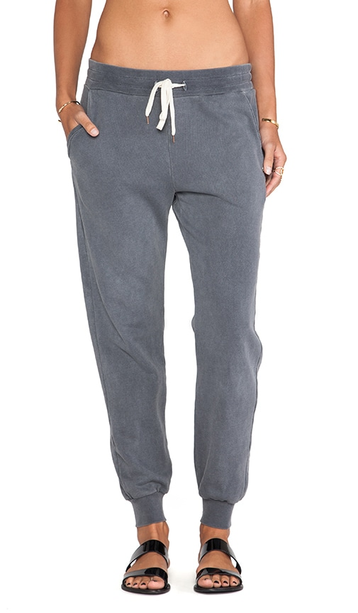 Bleeker Zip Back Sweatpant