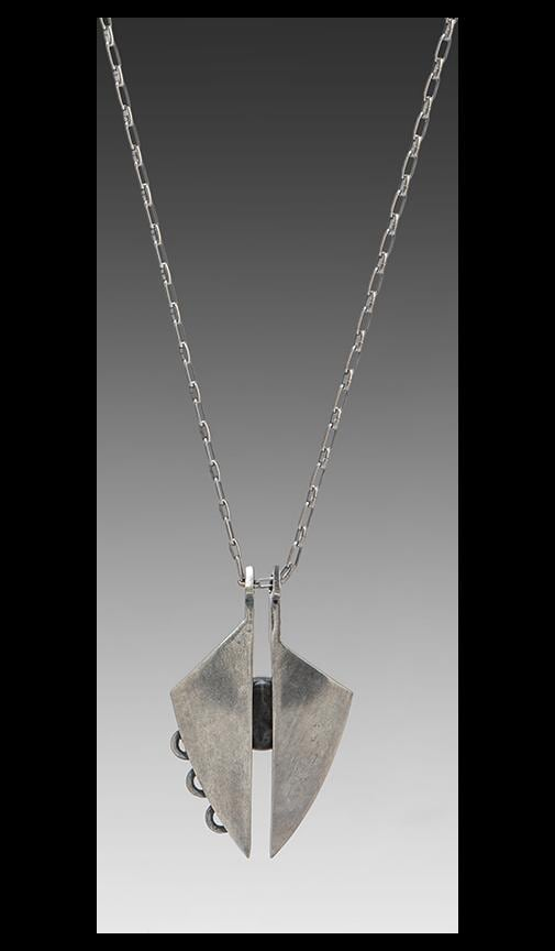 Eclipse Pendulum Necklace