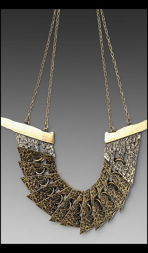 Therianthropy Collar Necklace