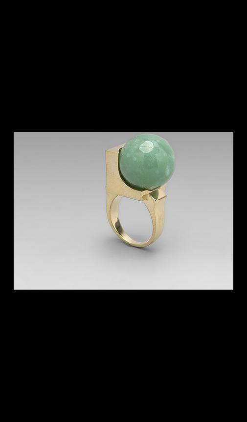 Cyrstalline Orb Ring