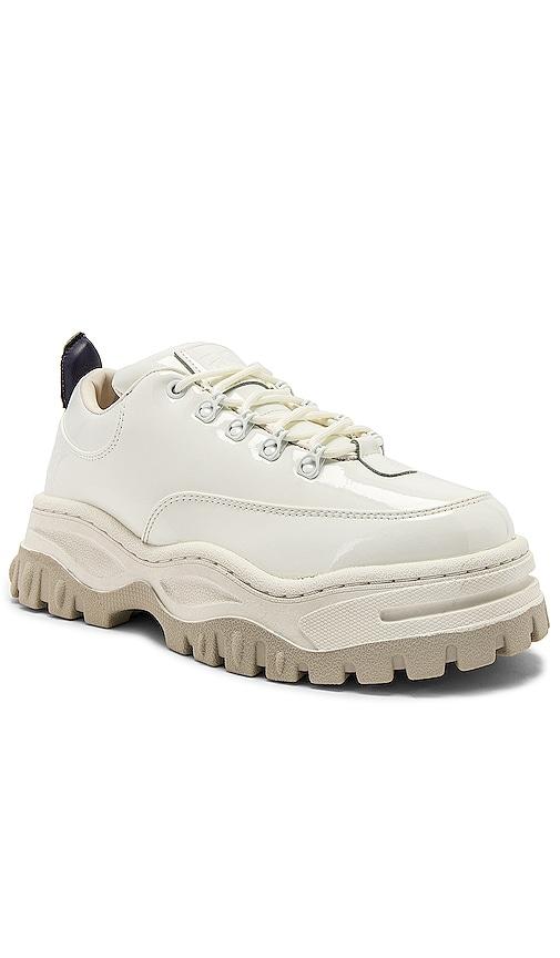 Angel Patent Sneaker