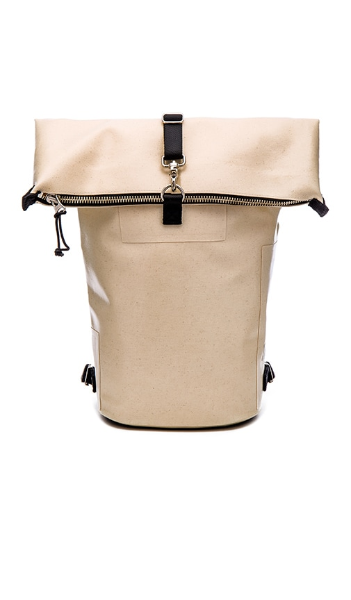 Eytys Void Backpack in Raw Cotton