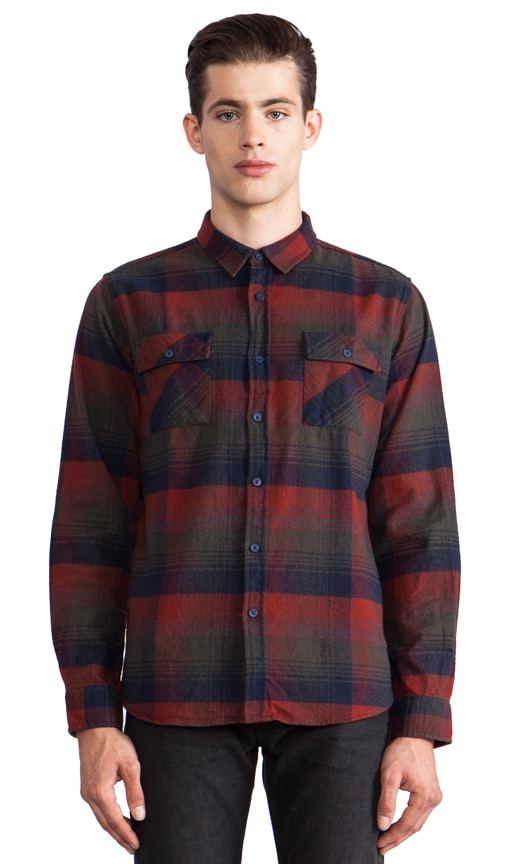 Cabin Fever Flannel