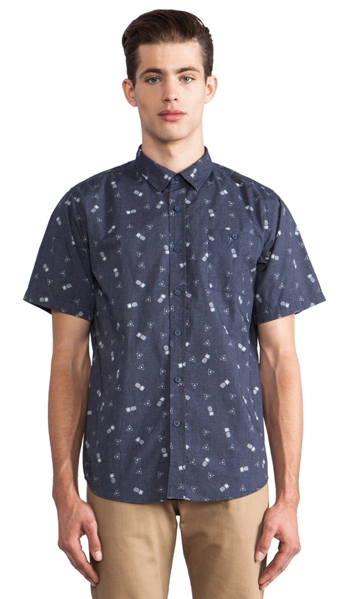 Franco Button Down